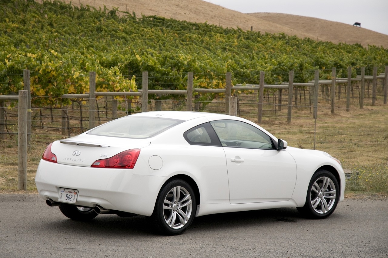 2009 Infiniti G37x Coupe Photo Gallery - Autoblog