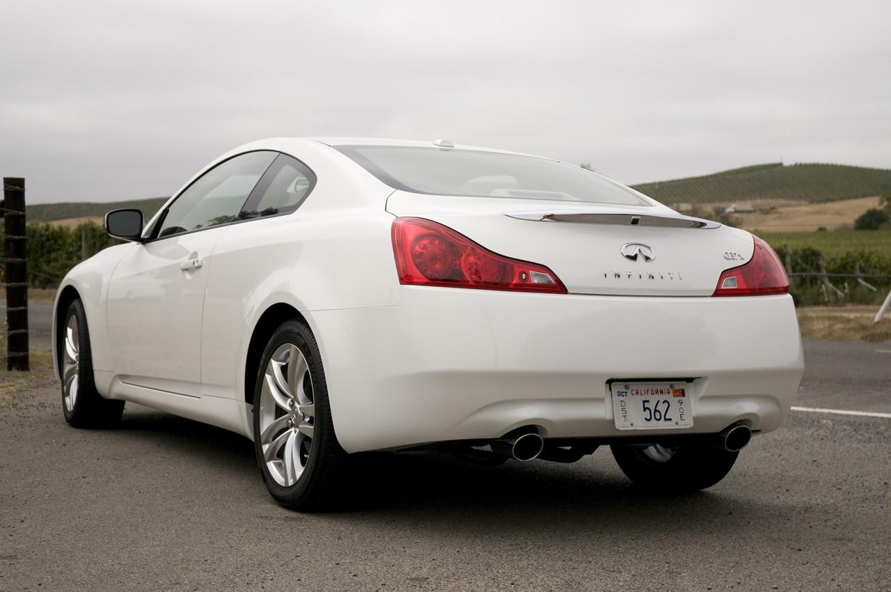 Acura Certified Pre Owned >> 2009 Infiniti G37x Coupe Photo Gallery - Autoblog