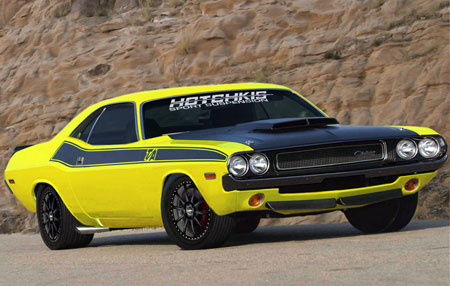 SEMA Preview: Duo of Dodge Challengers coming from Hotchkis