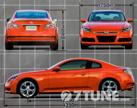 Category: Coupe , Nissan , Rendered Speculation , Rumormill