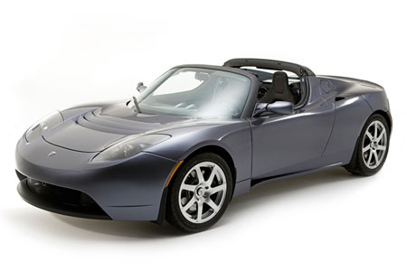 Tesla Roadster pics are out