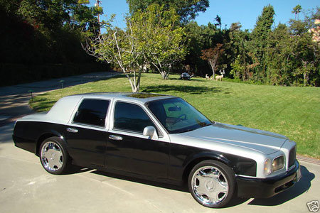 Click above for gallery of the Lincoln Town Car(nage)