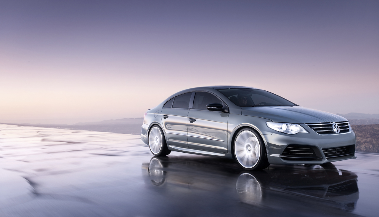 VW Passat CC Performance Concept