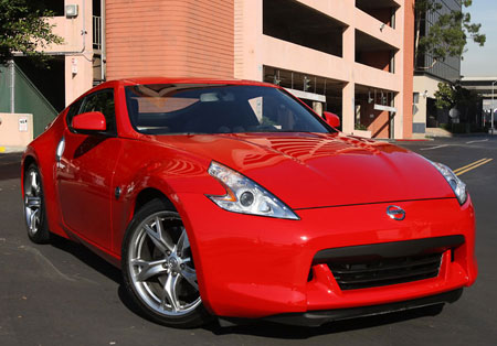 2010 Nissan 370Z Wallpapers