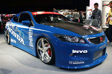 Accord Auto Honda Part Racing on Click Above For A High Res Gallery Of The Galpin Accord Concept