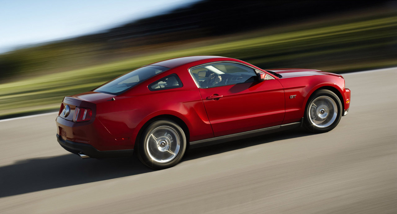 Official: 2010 Ford Mustang
