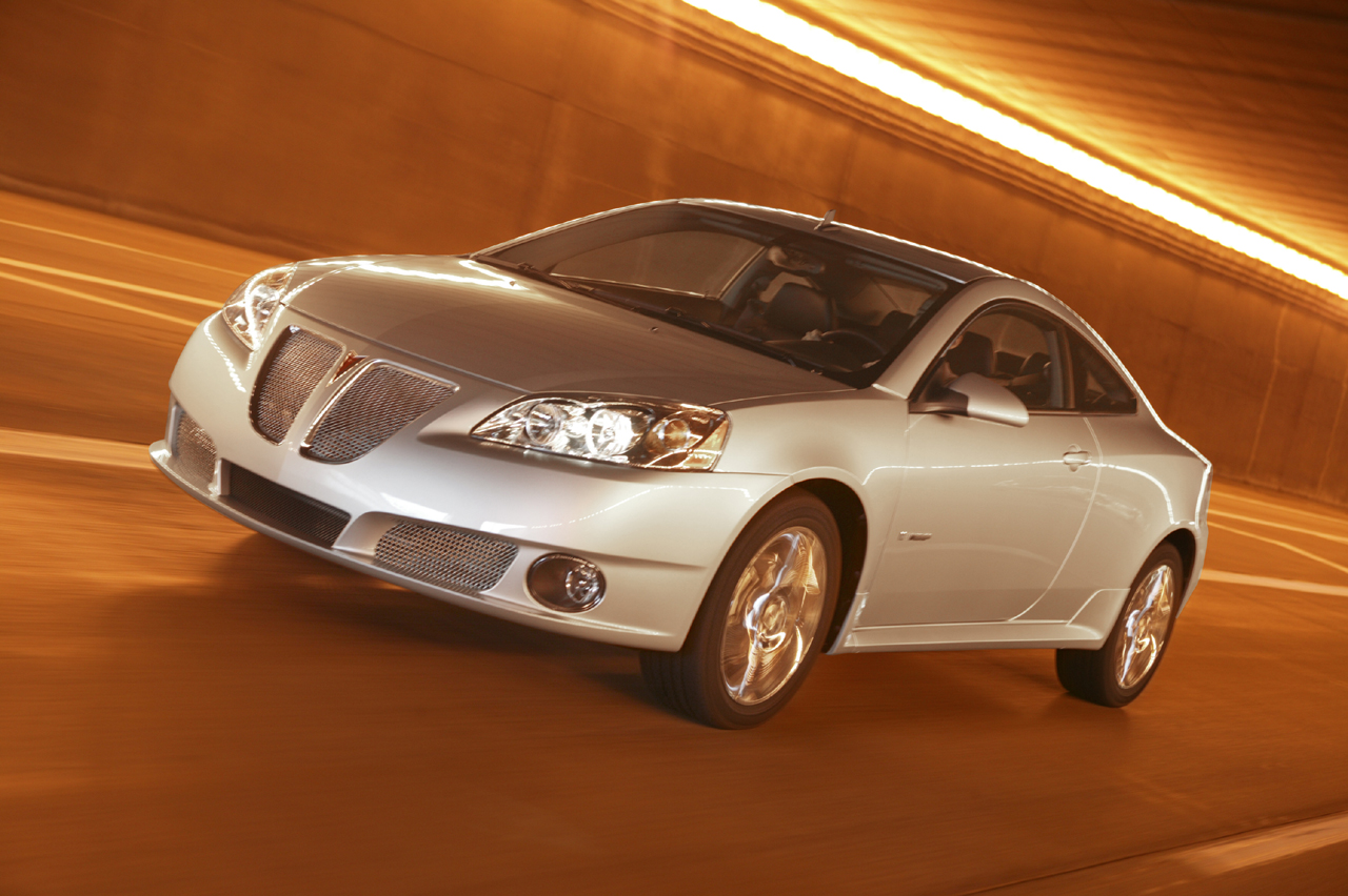 2009 Pontiac G6 Gxp Photo Gallery Autoblog