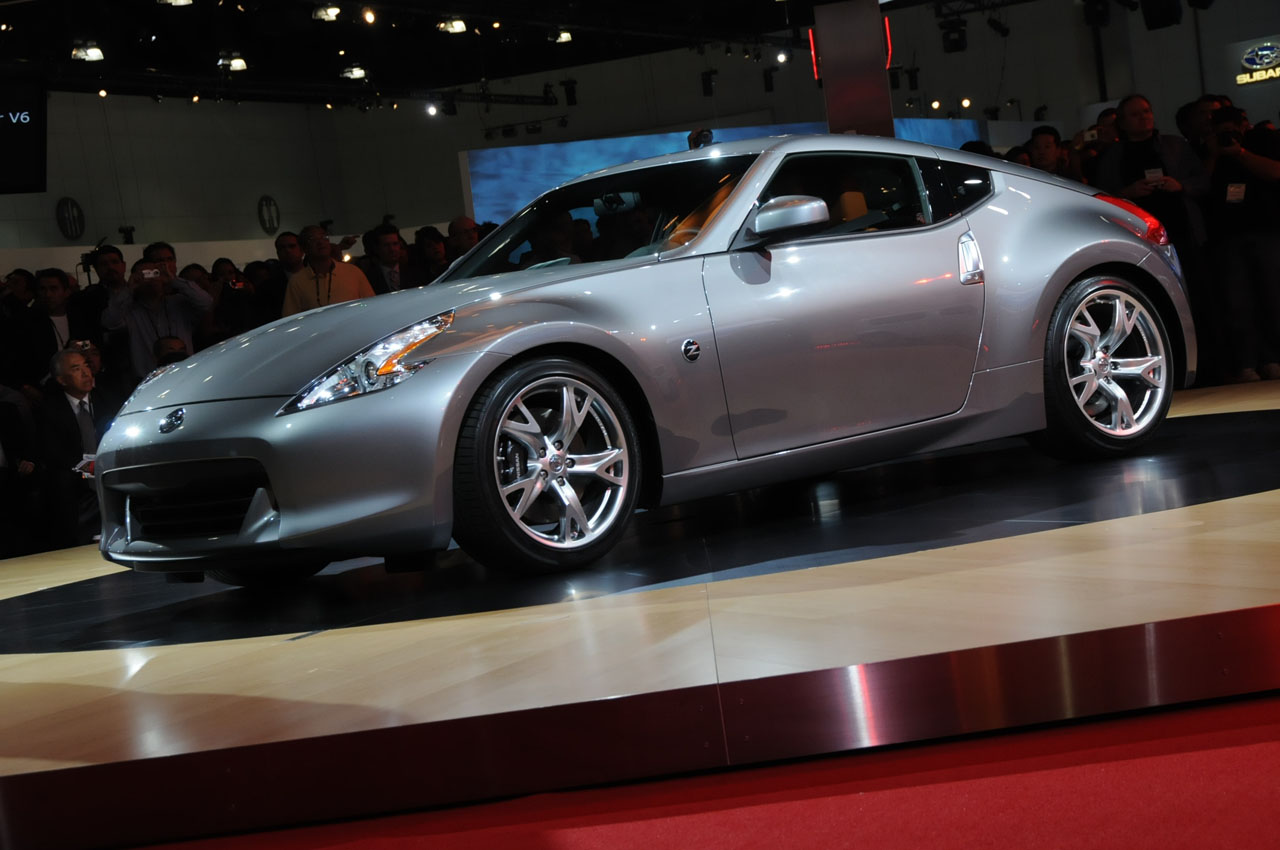 2008 Nissan 370z Automatic Related Infomation