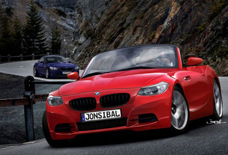 2009 BMW Z4 Pictures Sport Car