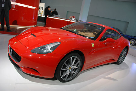 Racing Auto Transmssions Companys California on Click Above For A High Res Image Gallery Of The Ferrari California