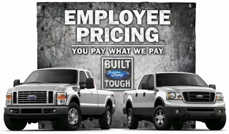 Ford employee class action for Ford motor company employee discount