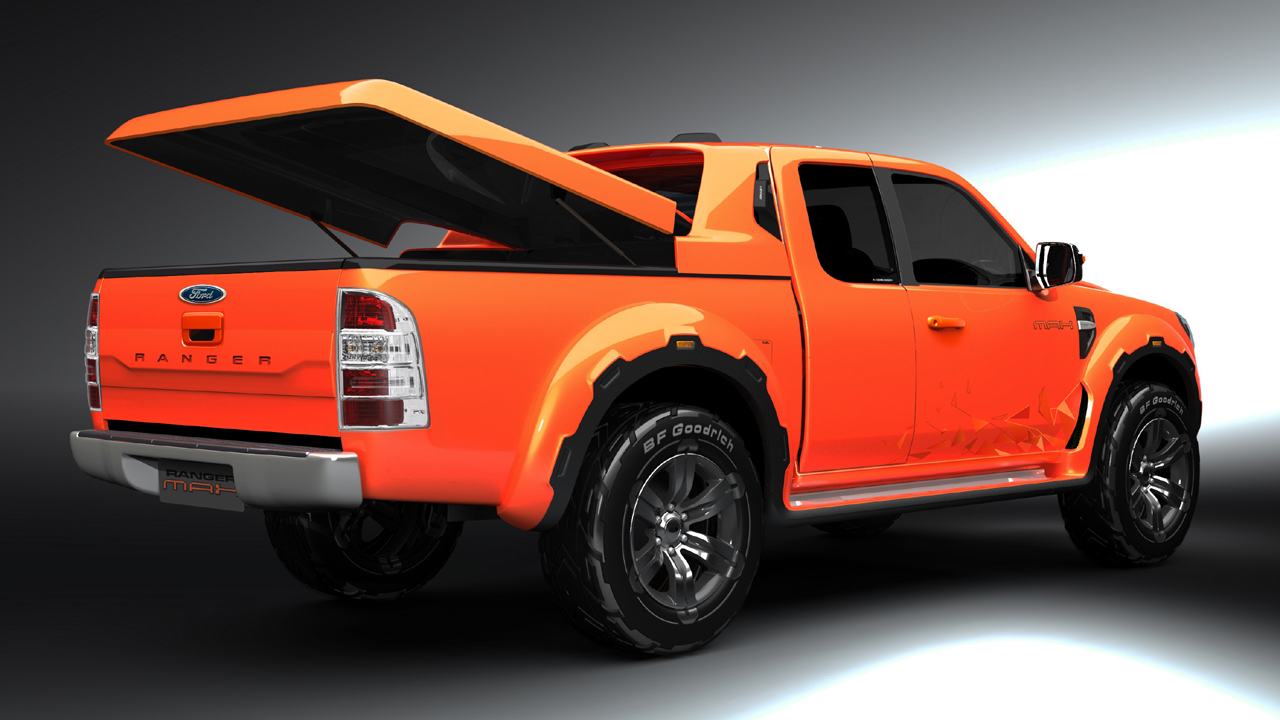 Ford Ranger Max Concept Photo Gallery Autoblog