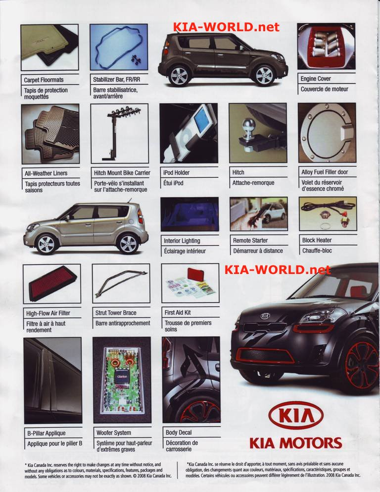 brochure body canada accessories parts news blog worth kia soul catalogue considering