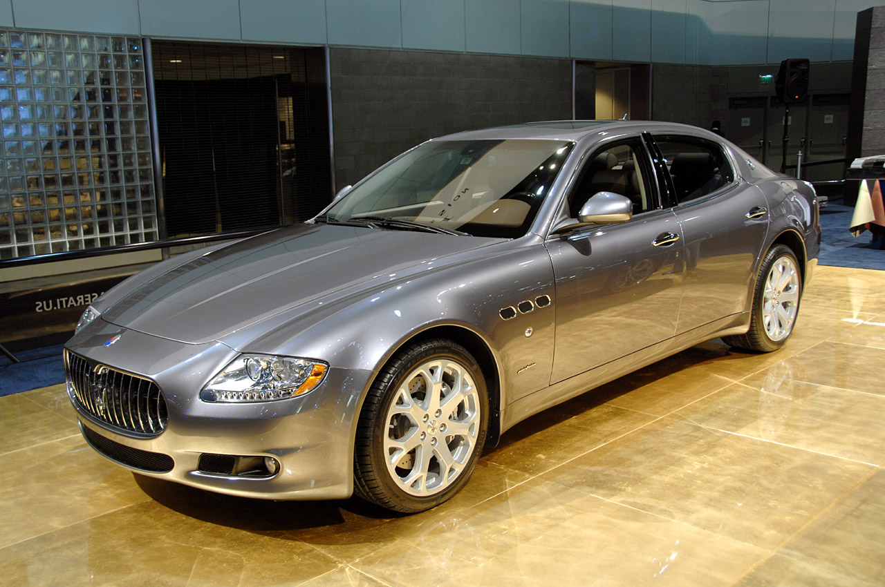 la 2008 maserati quattroporte photo gallery autoblog. Black Bedroom Furniture Sets. Home Design Ideas