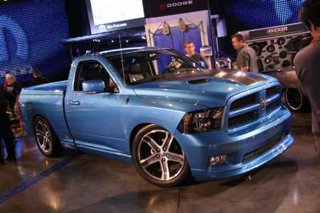 Click above for hi-res gallery of the four Ram concept trucks