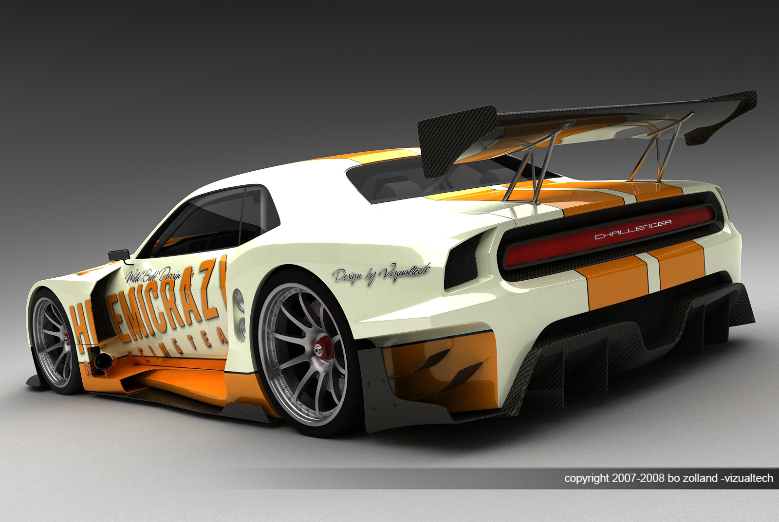 dodge challenger image dodge challenger body kit. Cars Review. Best American Auto & Cars Review