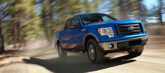 2009 ford f 150 named motor trend truck of the year. Black Bedroom Furniture Sets. Home Design Ideas