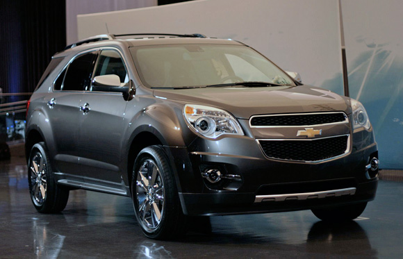 Chevy Equinox Great Cars Desktop Wallpaper