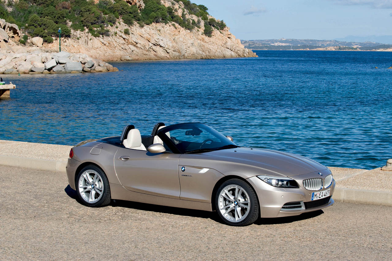 The BMW Z4 ends production to make way for Z5 and Supra - Autoblog
