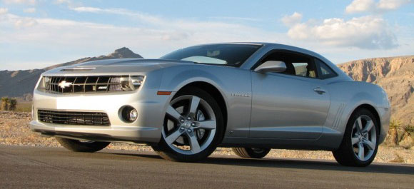 the 2010 Chevy Camaro SS