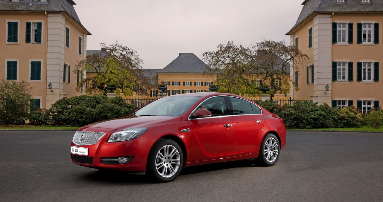 2009 Chinese Spec Buick Regal Photo Gallery Autoblog
