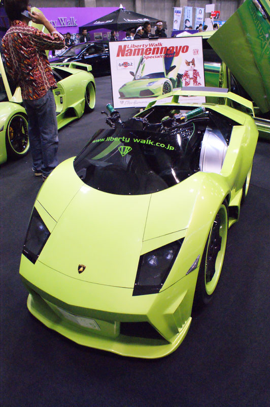 Liberty Walk Lambo Atv Photo Gallery Autoblog