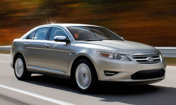 The 2010 Ford Taurus is clearly heads and tails better than the car it's