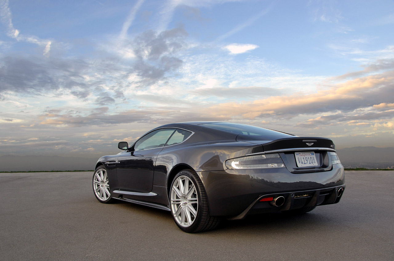 Aston Martin DBS from Quantum of So Photo Gallery - Autoblog
