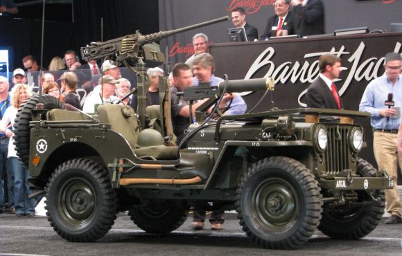Barret Willys 580
