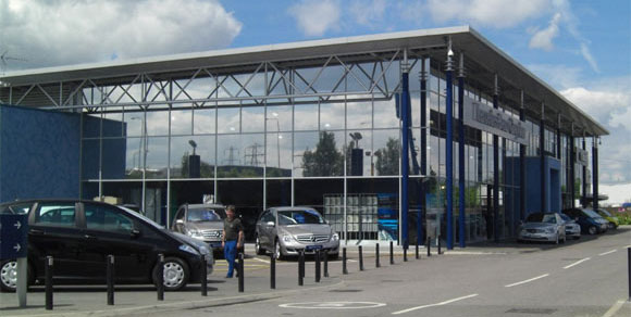 Paradox as quality improves mercedes benz dealerships for Mercedes benz dealers manchester