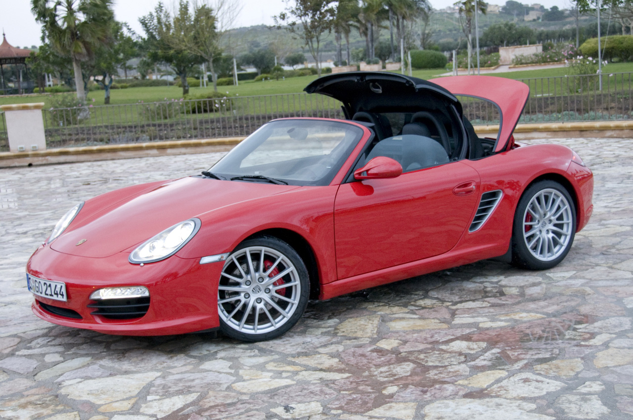 Truck Lease Deals >> First Drive: 2009 Porsche Boxster S PDK Photo Gallery - Autoblog