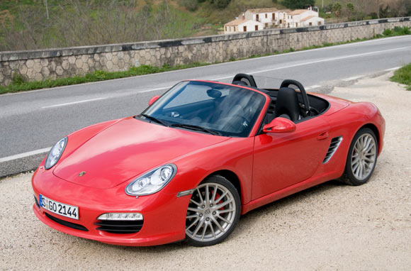 first drive 2009 porsche boxster s with pdk autoblog. Black Bedroom Furniture Sets. Home Design Ideas