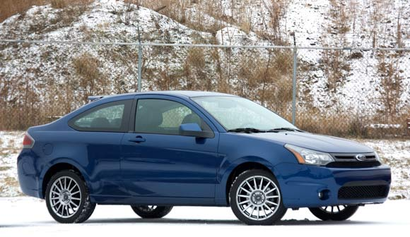 2009 Ford Focus Safety Recalls