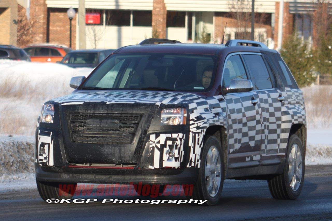 2017 Gmc Terrain Spy Photo | Auto Car Specs