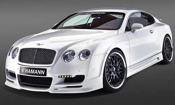 Bentley Continental GT BR9 2010