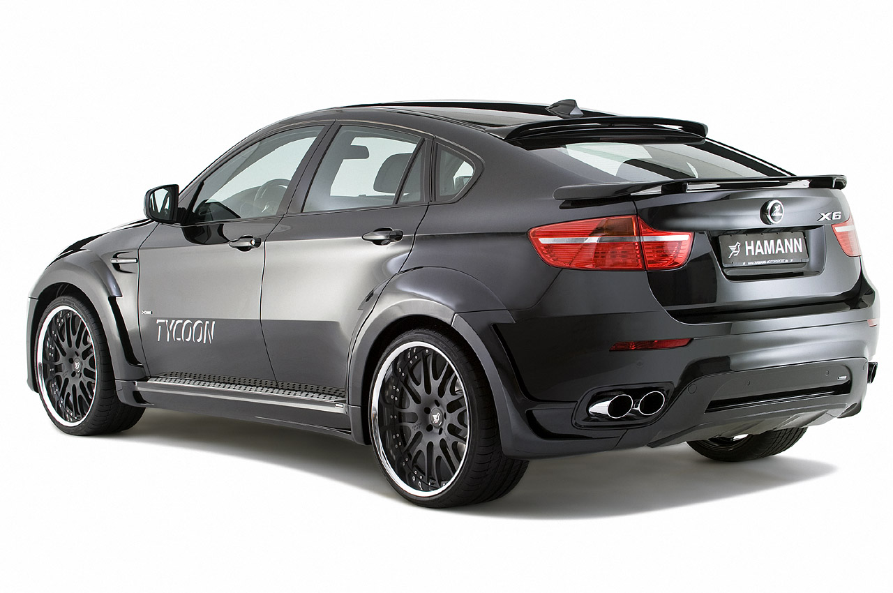 hamann bmw x6 tycoon unofficial honda fit forums. Black Bedroom Furniture Sets. Home Design Ideas