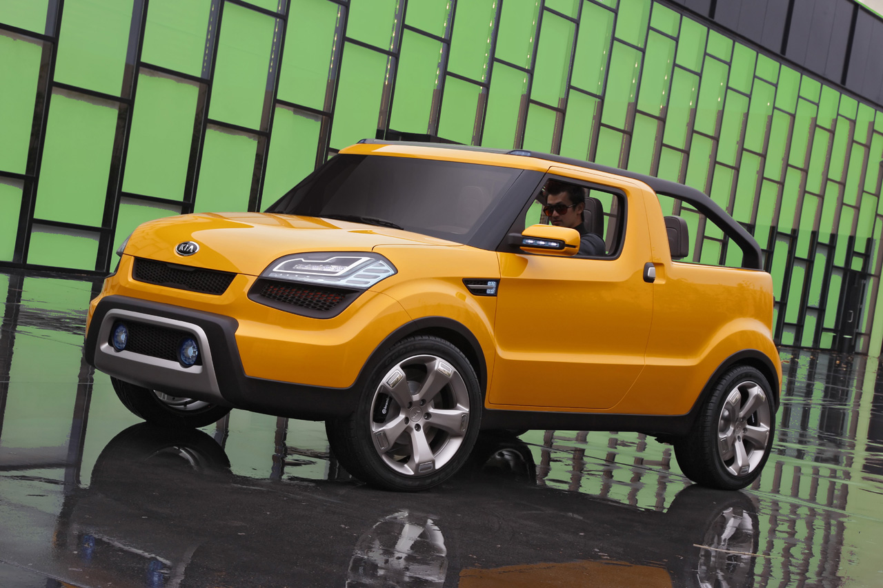 Kia Soul Forum >> Kia Soul Ster Aka Mini Fj Headed For Production Toyota Fj Cruiser