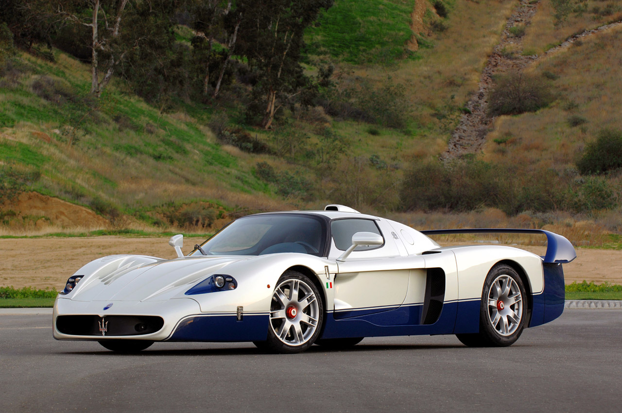 First Drive: Maserati MC12 Photo Gallery - Autoblog