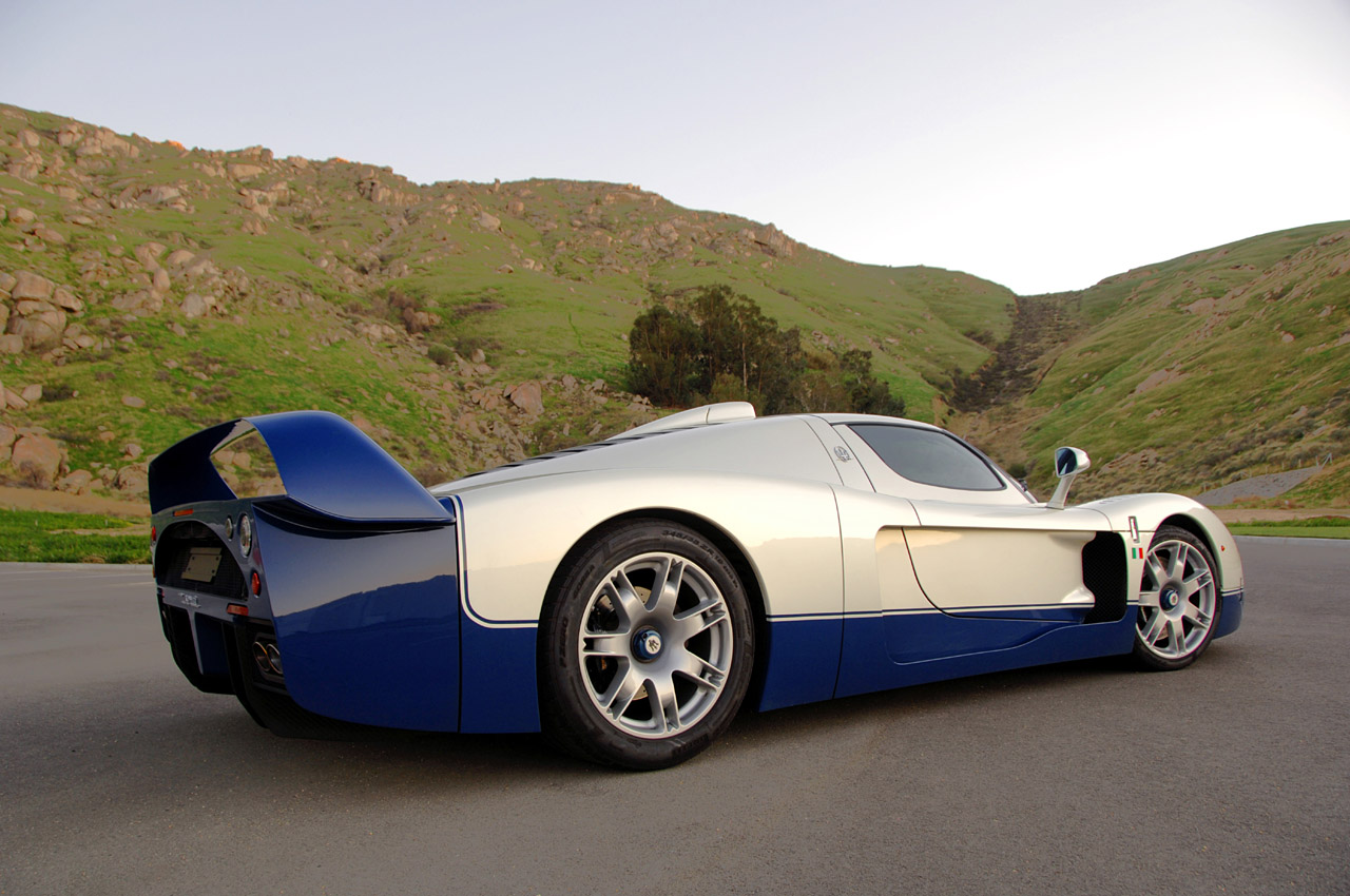 First Drive Maserati Mc12 Photo Gallery Autoblog