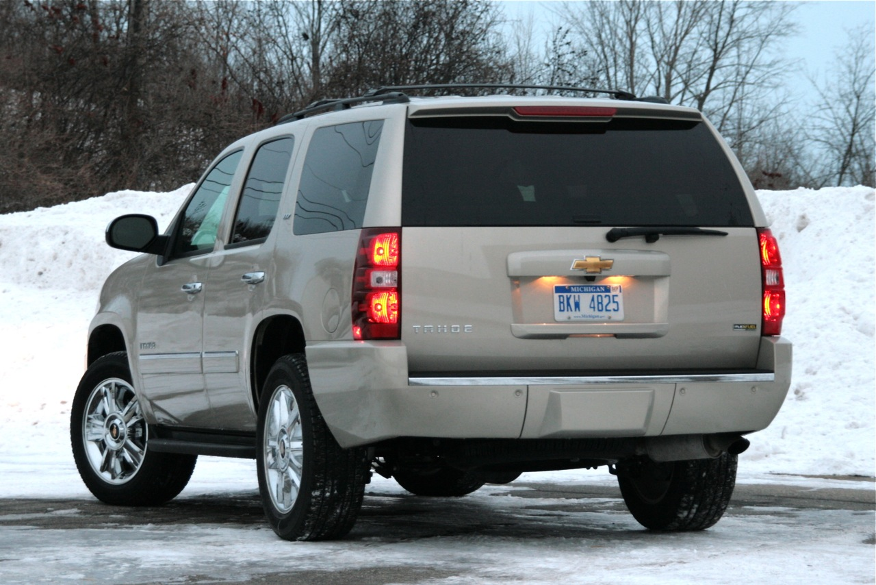 Acura Certified Pre Owned >> Review: 2009 Chevy Tahoe LTZ 6.2L 4x4 Photo Gallery - Autoblog