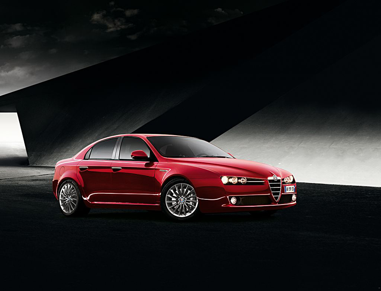 alfa romeo 159 heading for the edgy dustbin of history autoblog. Black Bedroom Furniture Sets. Home Design Ideas