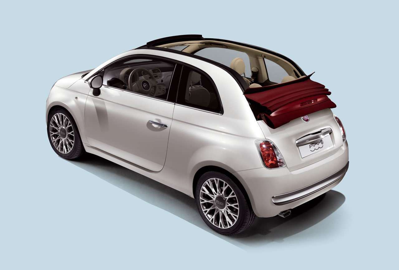 fiat 500 cabriolet no sal o de genebra blogseucarro. Black Bedroom Furniture Sets. Home Design Ideas