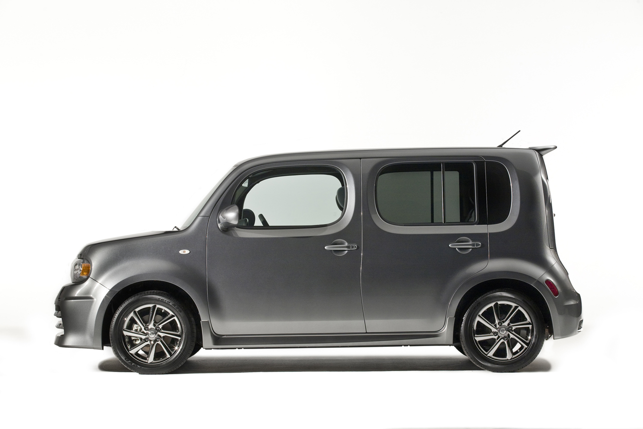 2009 nissan cube starting at 13 990 cube krom unveiled. Black Bedroom Furniture Sets. Home Design Ideas