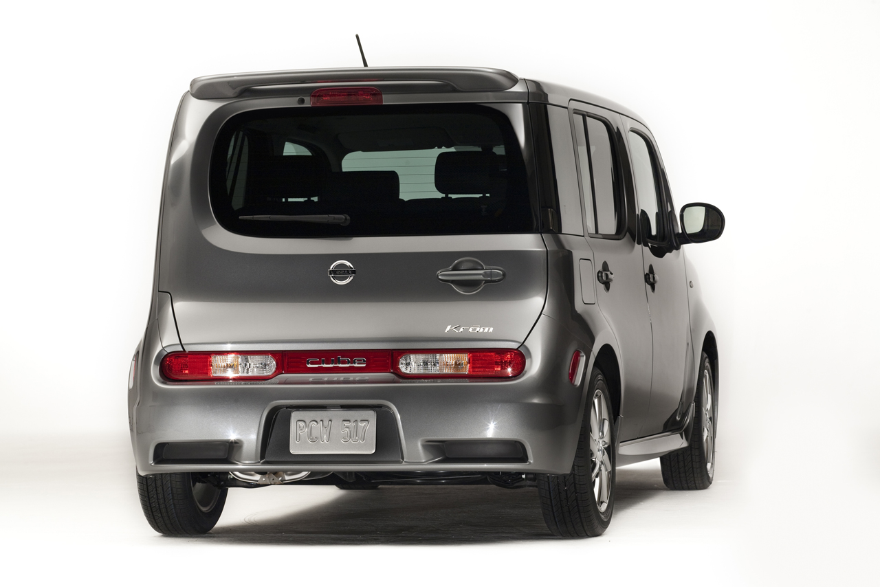 2009 Nissan Cube Krom Photo