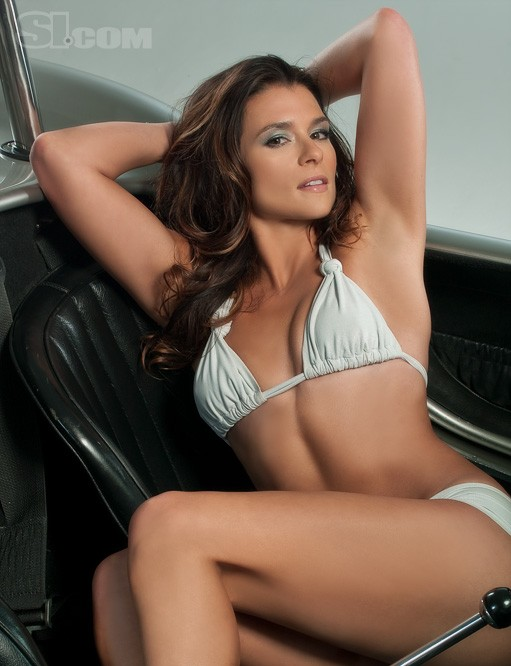 2009 Sports Illustrated Swimsuit Issue Danica Patrick