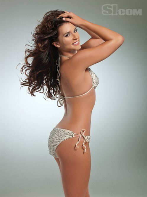 2009 Sports Illustrated Swimsuit Issue: Danica Patrick Photo Gallery ...