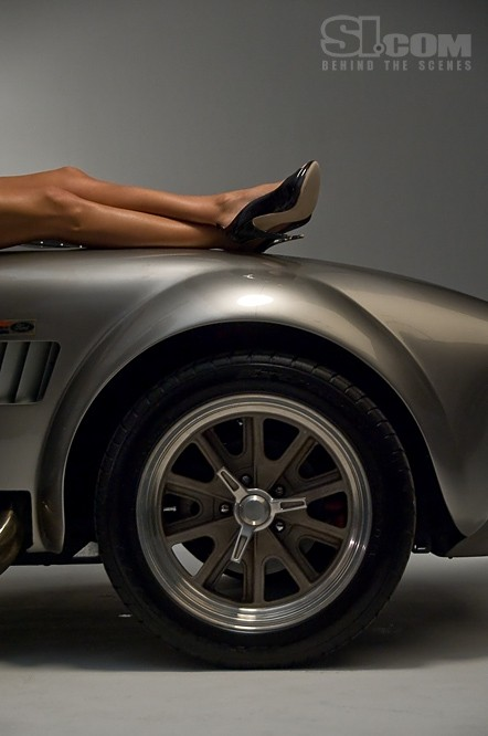 Acura Certified Pre Owned >> 2009 Sports Illustrated Swimsuit Issue: Danica Patrick Photo Gallery - Autoblog