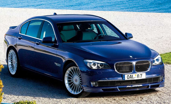 bmw alpina b7 bi turbo 1 580op BMW Finally Builds the M7 Thanks to Alpina