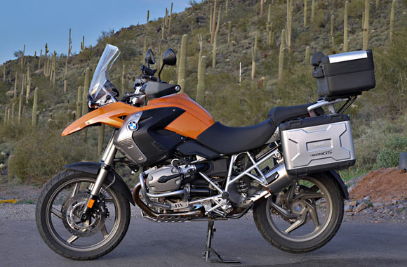 Review: 2009 BMW R 1200 GS - Autoblog
