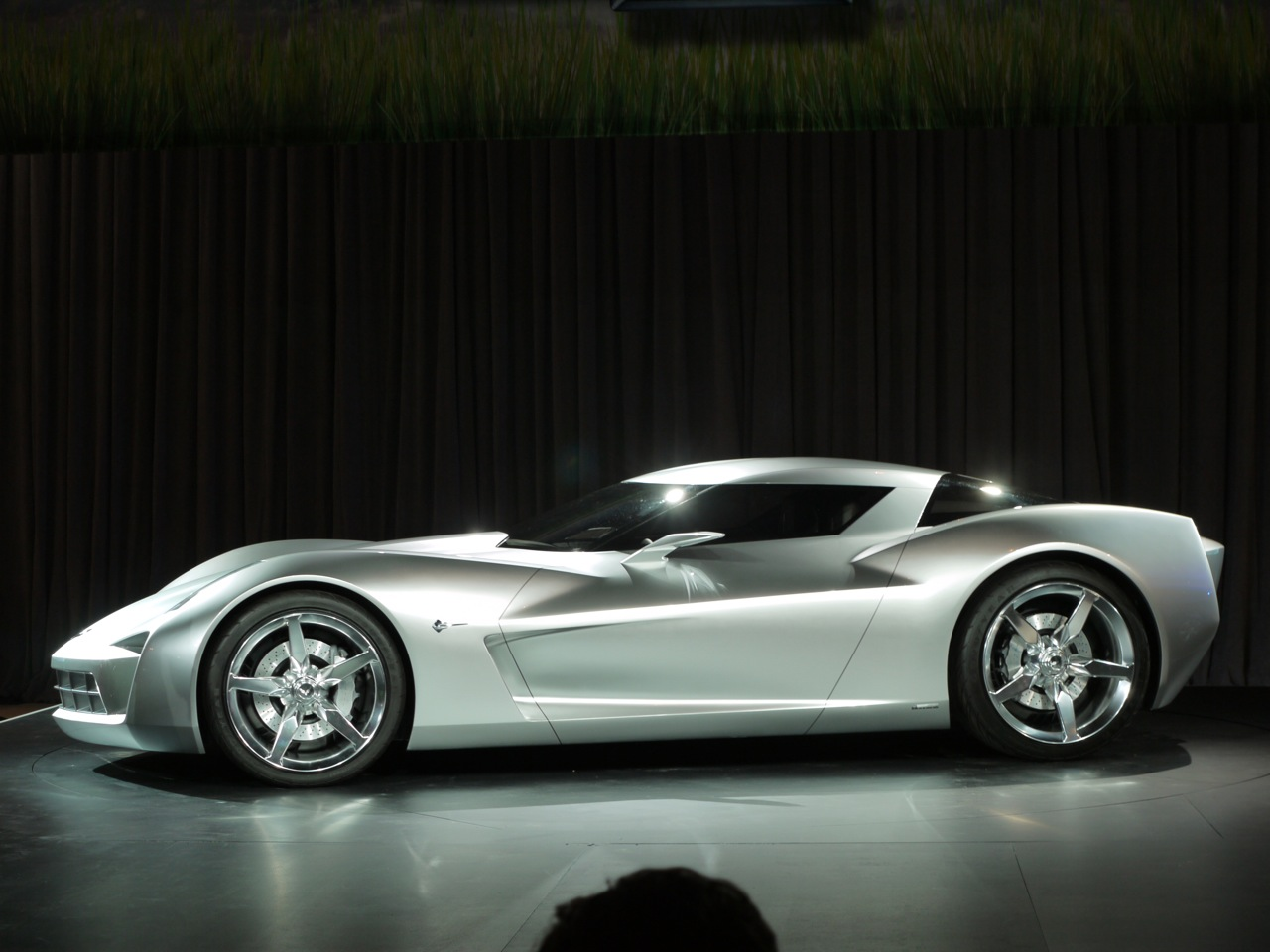 Certified Pre Owned Bmw >> Chicago 2009: Corvette Stingray Concept LIVE Photo Gallery - Autoblog